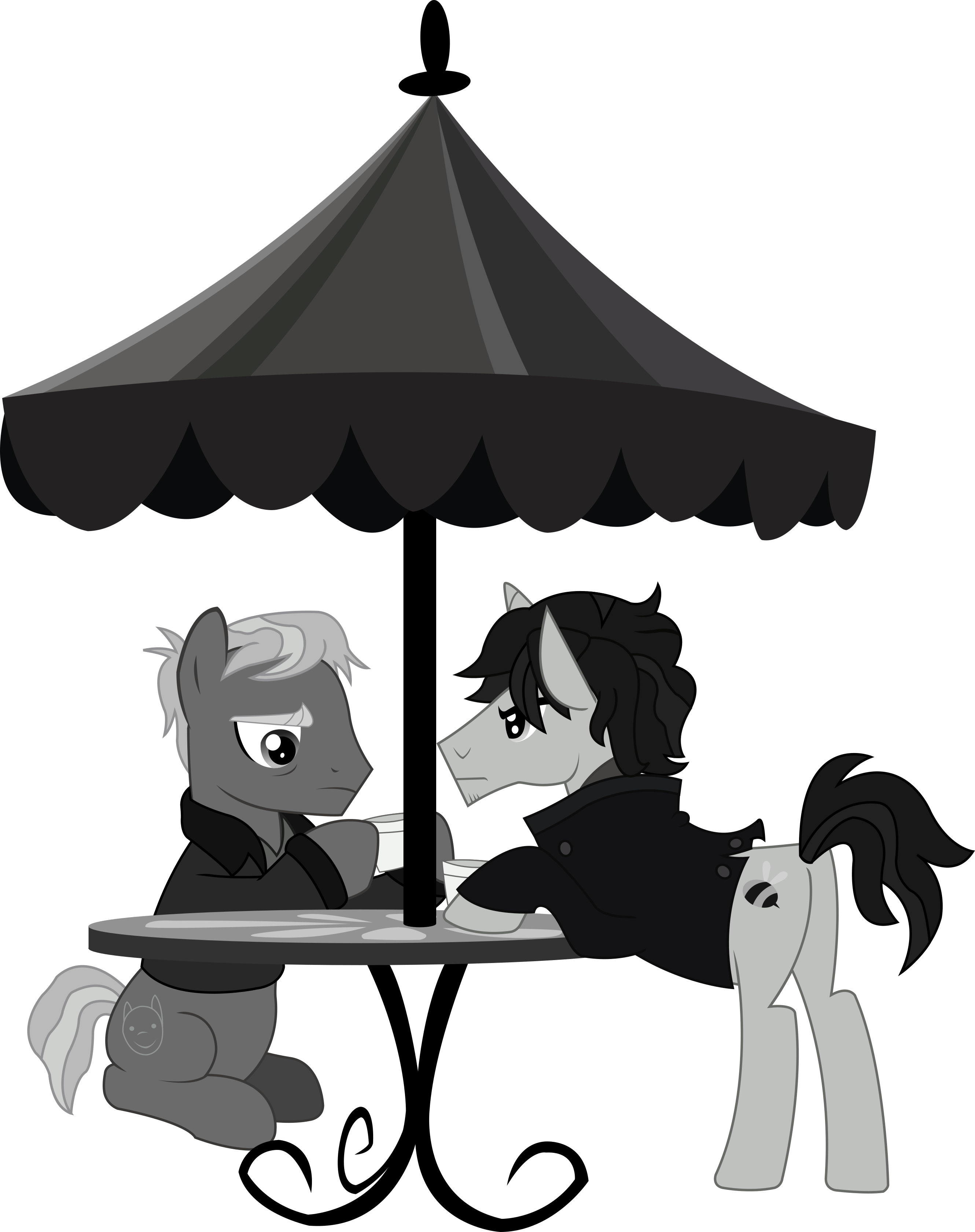 Sherlock Holmes clipart reference Rarity pony investigates john clothes