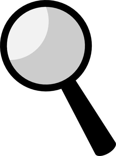 Drawn glasses magnifying glass Images glass spy in best