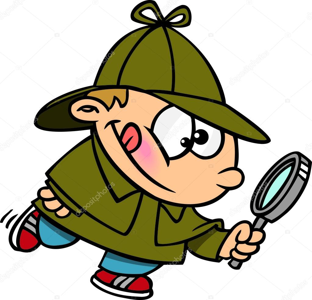 Sherlock Holmes clipart topic Holmes — Vector Stock Young