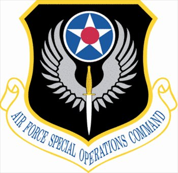 Shield clipart air force Special Command shield  Command
