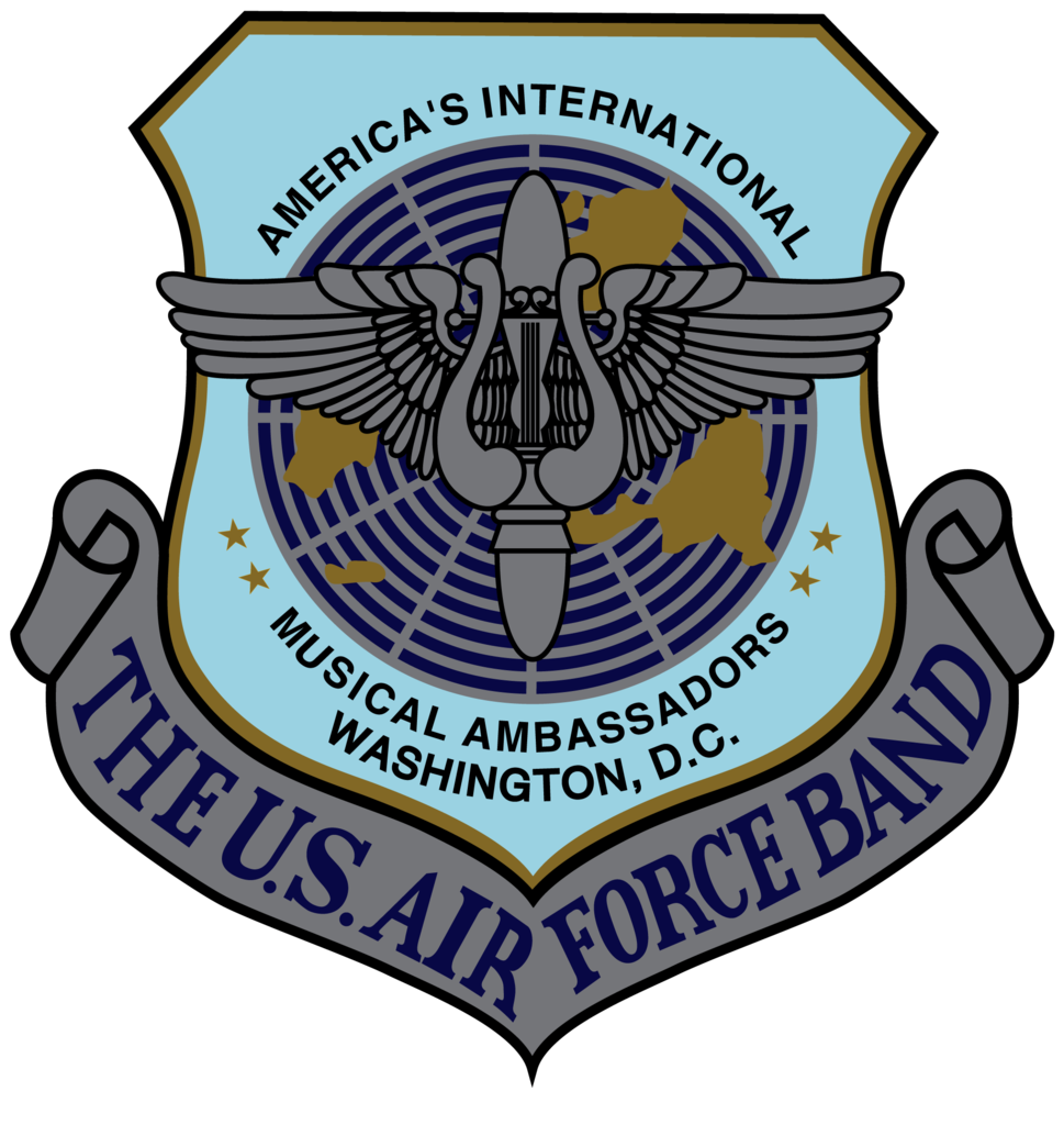 Shield clipart air force States Force Band png Air