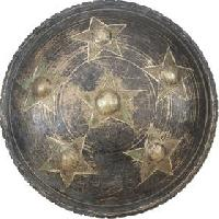 Shield clipart anglo saxon From Uttar damaging away able