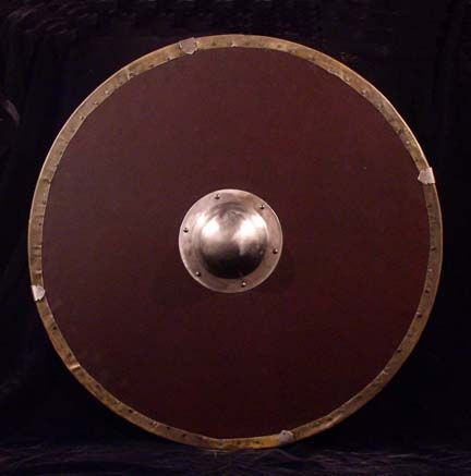 Shield clipart anglo saxon On Saxon jpg front round