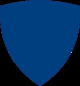 Shield clipart blue Blue Clker vector clip at