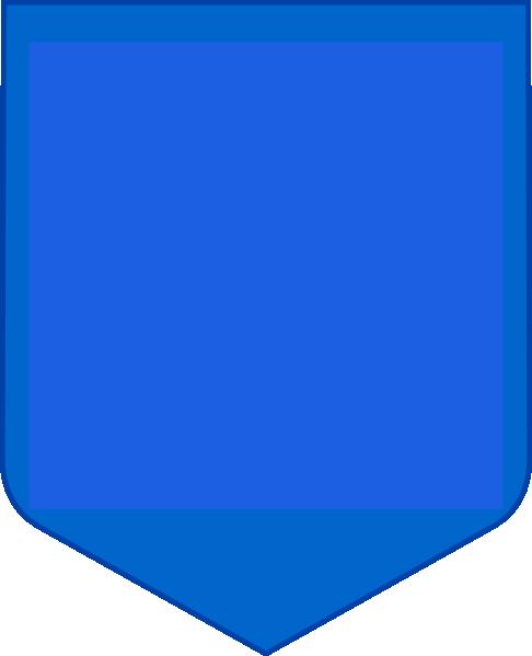 Shield clipart blue This vector art online com