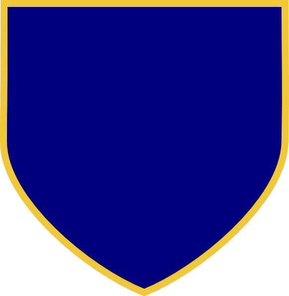 Shield clipart blue This Clker vector clip at