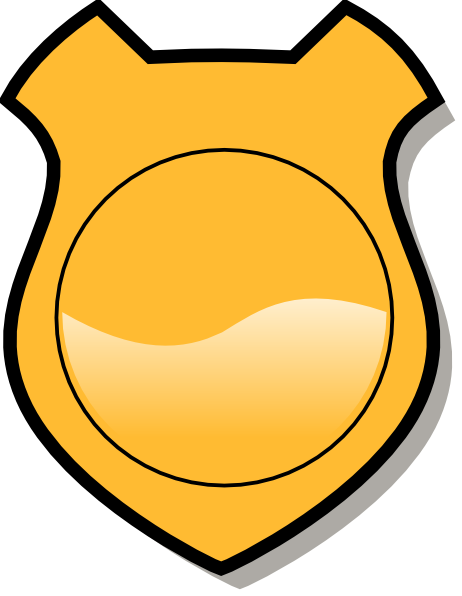 Shield clipart detective Strength clip as: Blank at