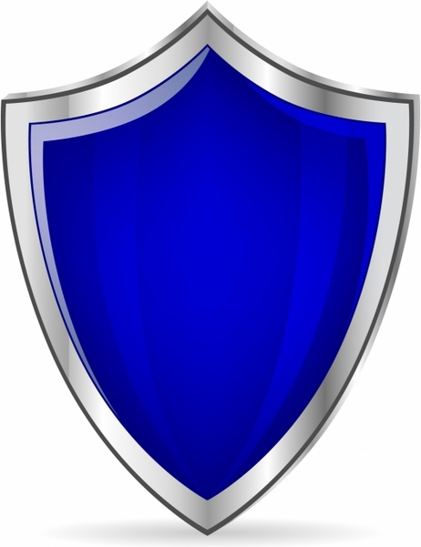 Shield clipart logo design  logo for 186 Blue