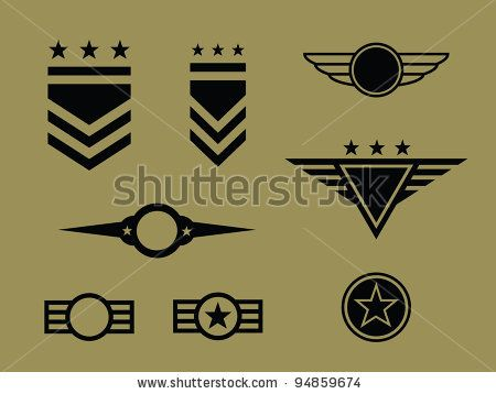 Shield clipart military badge Badges on 64 about best
