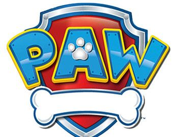 Shield clipart paw patrol Best 313 images border Party