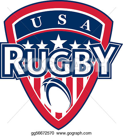 Shield clipart usa An words of shield rugby
