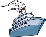 Cruise Ship clipart cruise liner With Free Art containers Ships