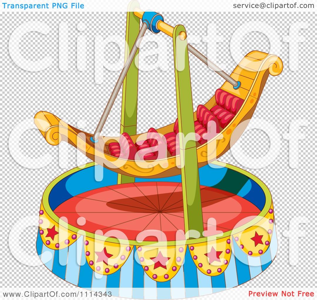 Amusement Park clipart swing ride Park Ship Amusement ship+ride Swinging