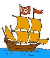 Windows clipart pirate ship Woke  ship clipart Google