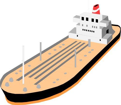 Boat clipart tanker Clipart Oil  Resolution 500x432