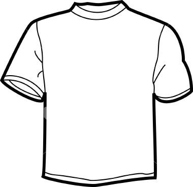 Shirt clipart #8