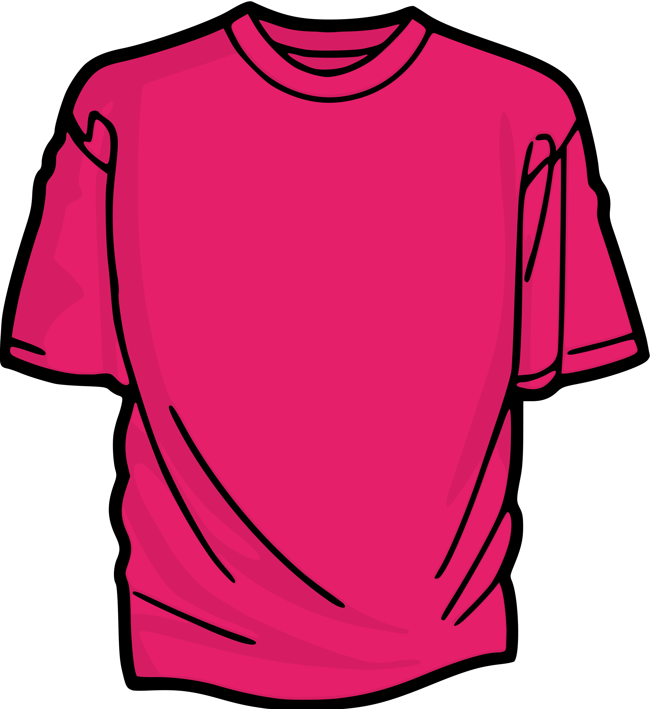 Shirt clipart T shirt #3638 of Clip