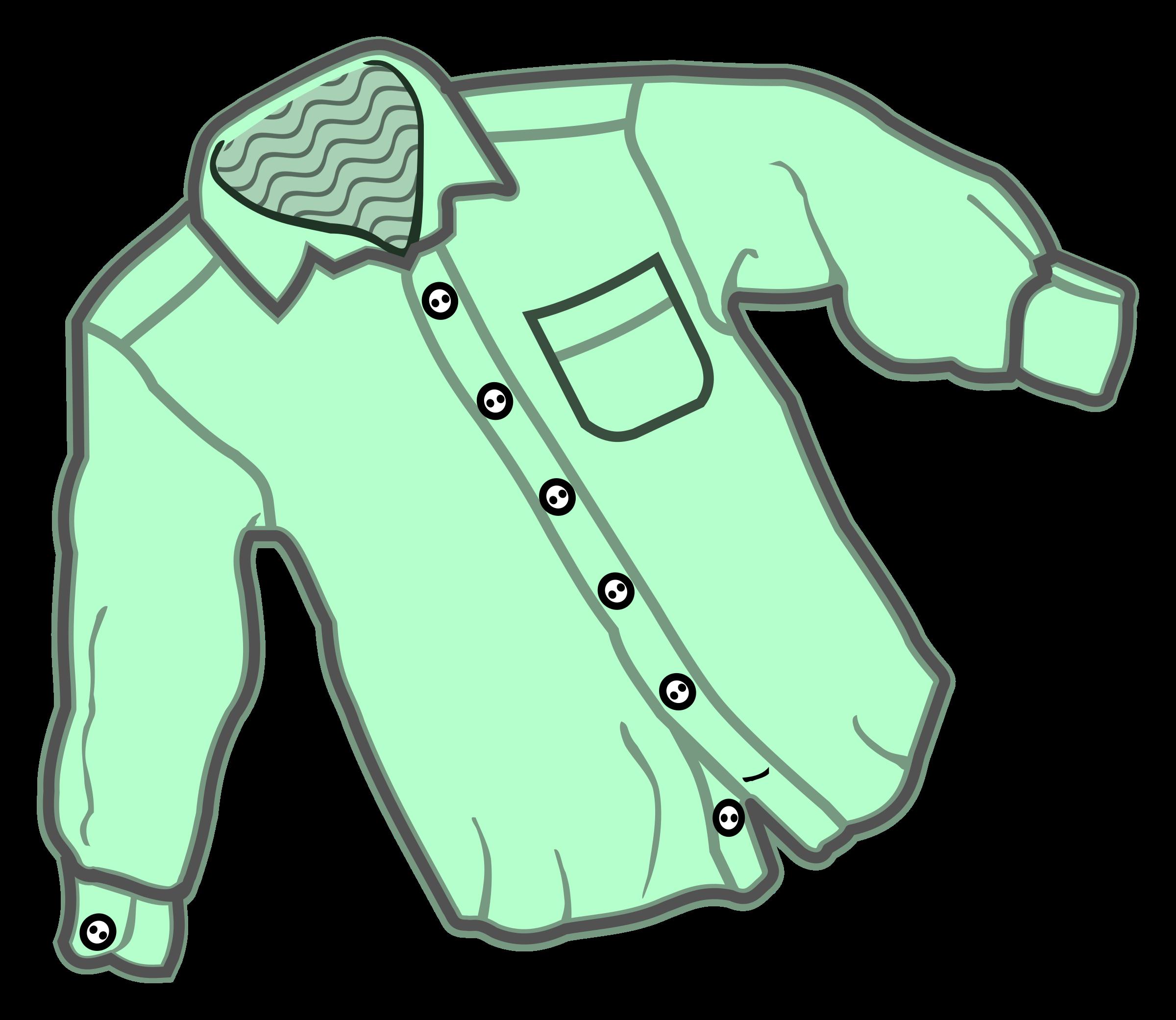 Shirt clipart #14