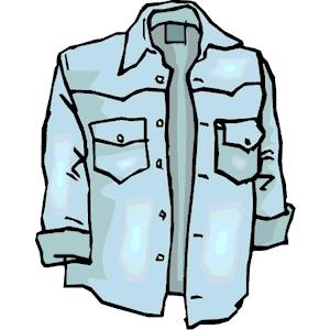 Shirt clipart #11