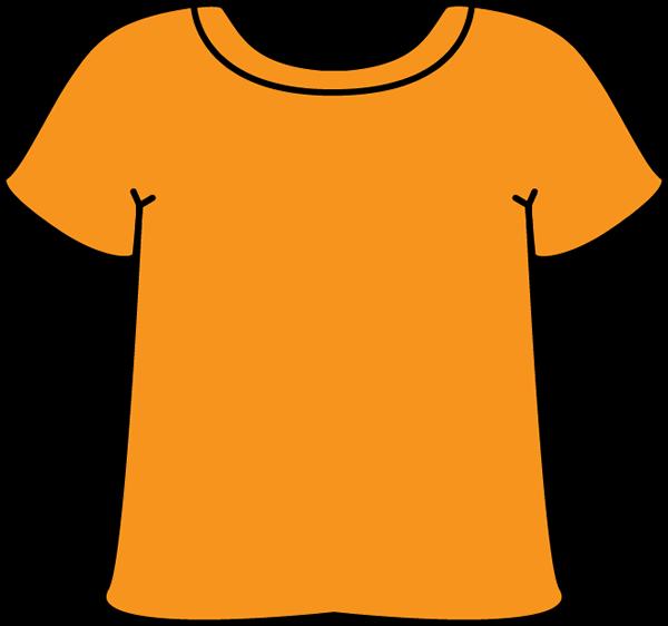 Shirt clipart #3