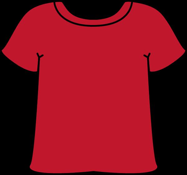 Shirt clipart #5