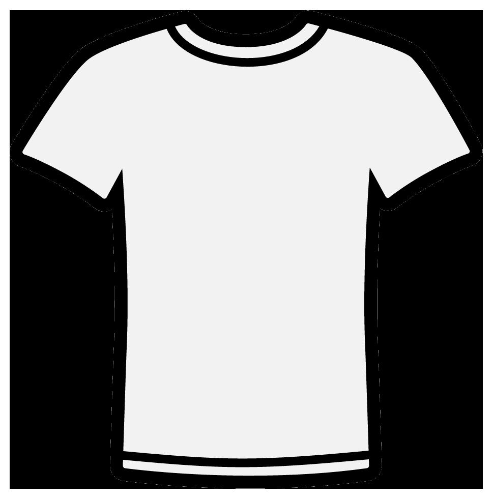 Shirt clipart #15