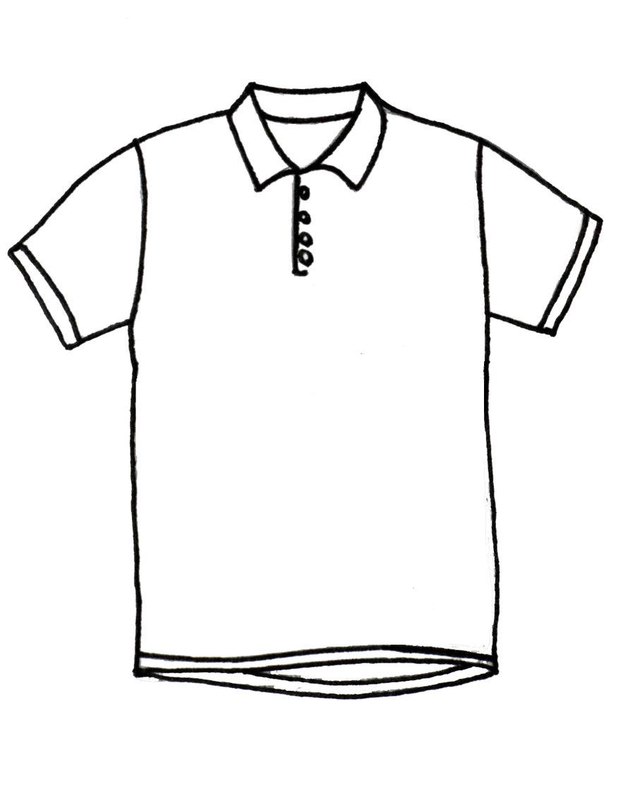 Shirt clipart black sweatshirt #8
