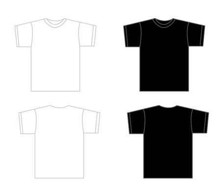 Shirt clipart black sweatshirt #12