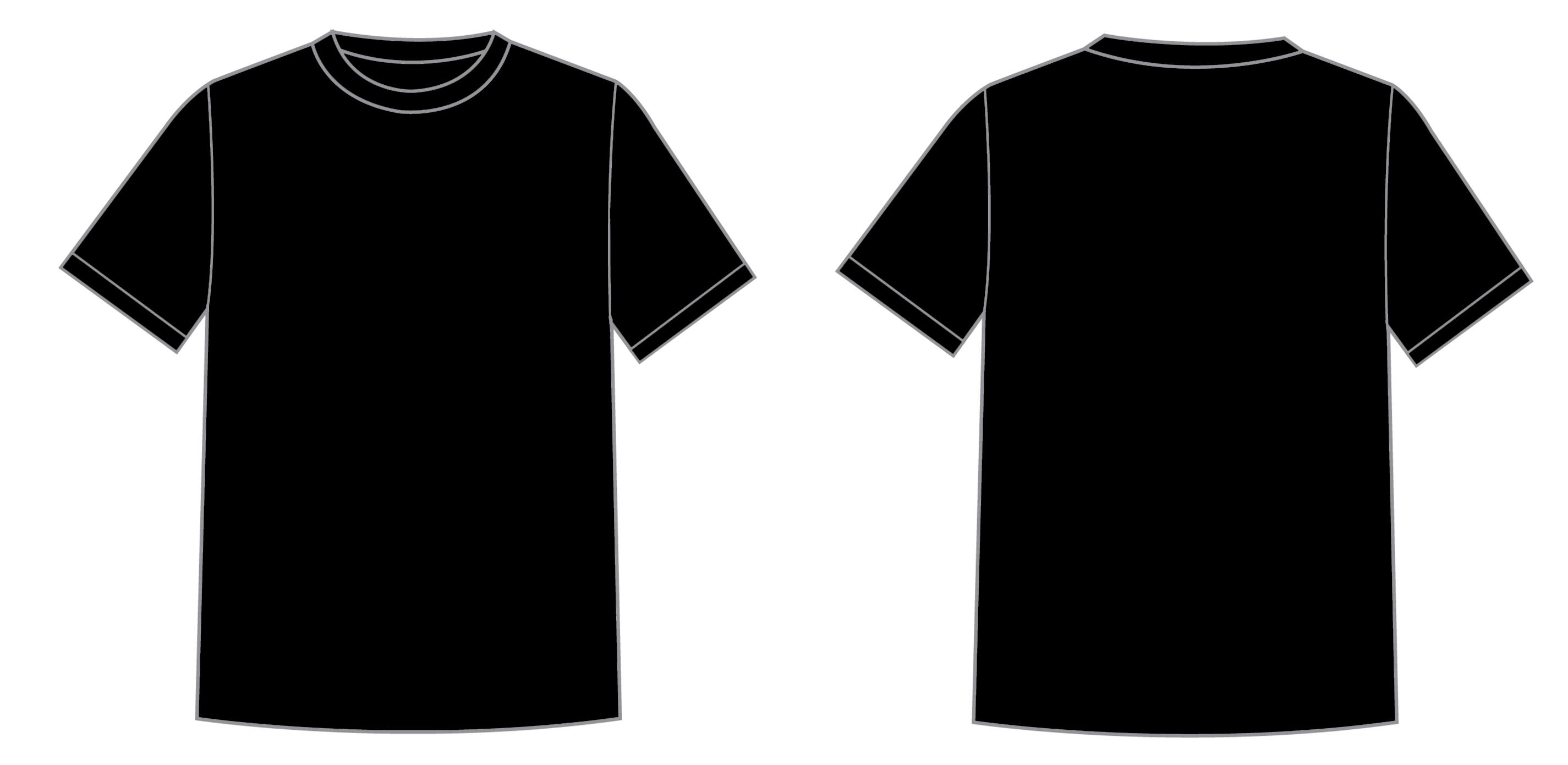 Shirt clipart black sweatshirt #4
