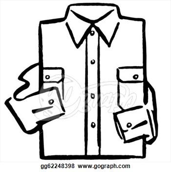 Shirt clipart folded shirt And Shirt Clipart Free Clipart