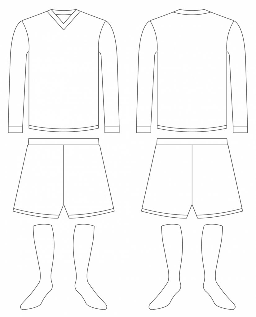 Shirt clipart football kit Modern Search with that our