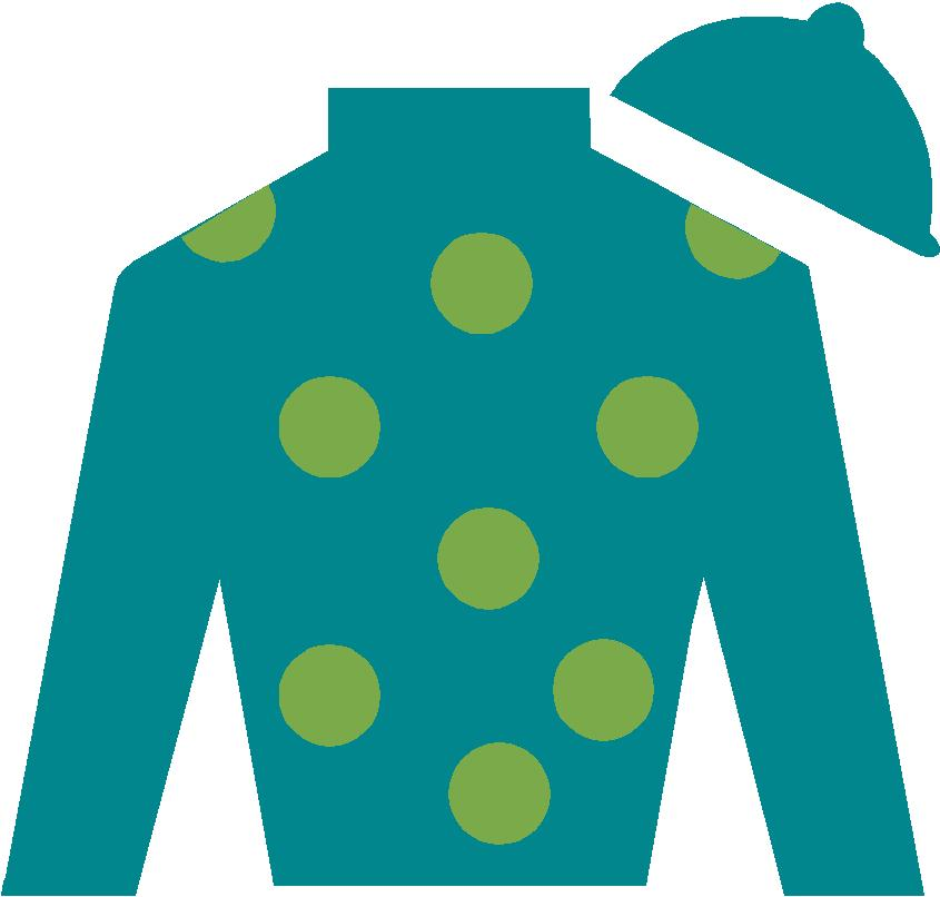 Shirt clipart jockey Clipart Jockey Silk silk polka