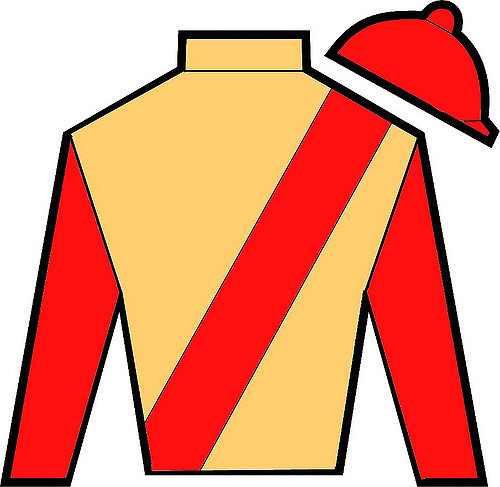Shirt clipart jockey  Jockey Flickr Silks