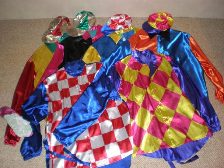 Shirt clipart jockey And silks art