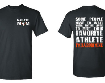 Shirt clipart karate Birthday Girl Karate Karate Karate