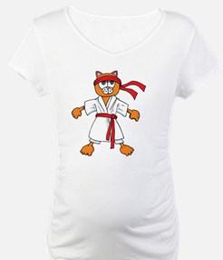 Shirt clipart karate Wear Art Shirt Karate Maternity