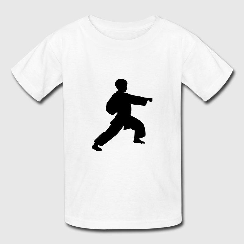 Shirt clipart karate T Shirt Kids' Shirt Tee