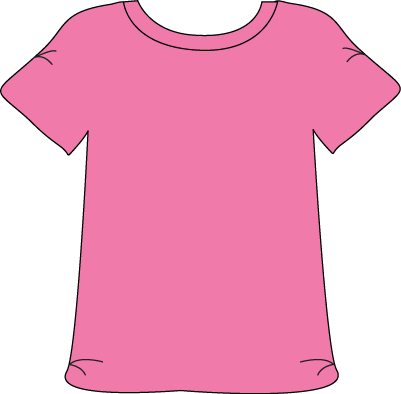 Shirt clipart pink shirt Middle Pasco Code png School