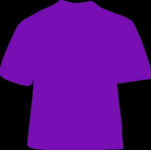 Shirt clipart purple Art com clip Art art