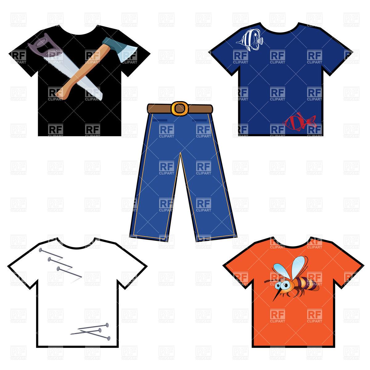 Shirt clipart shirt pants Clip Shorts and art Shirt