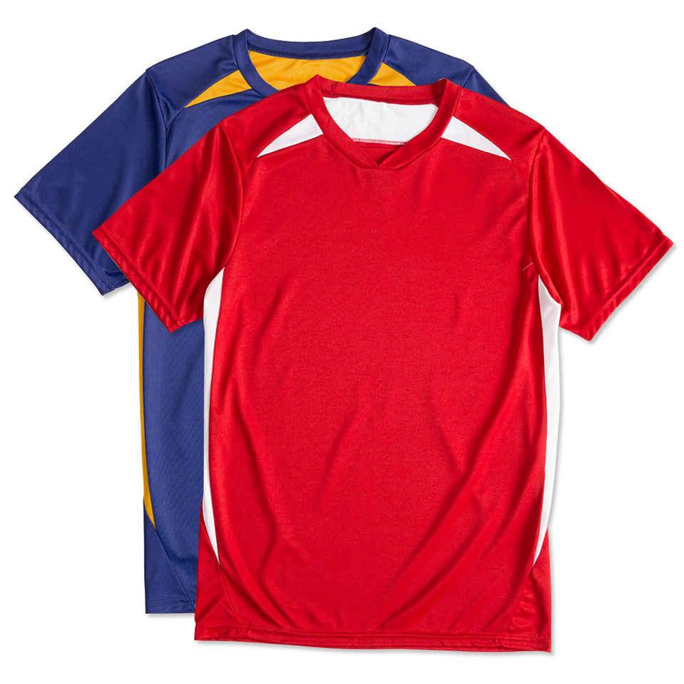 Shirt clipart soccer uniform Jersey Five Soccer Soccer Your