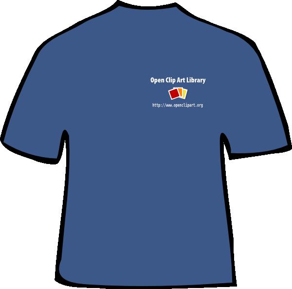 Shirt clipart sport clothes Domain art at online Clker