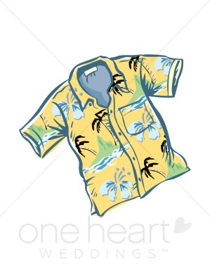 Shirt clipart tropical Clipart Clipart Clipart Beach Shirt