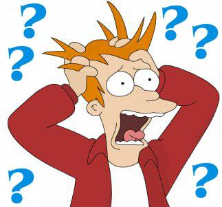 Shocking clipart silly person  on Art Art Free