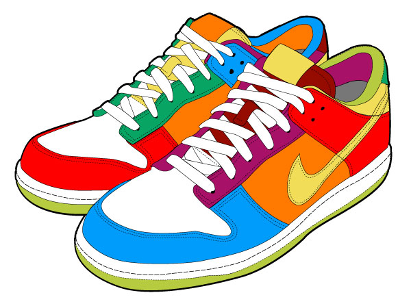 Shoe clipart 2 you Clipartix Pictures Shoe