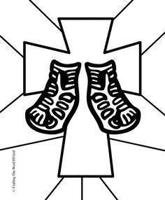 Shoe clipart armor #9