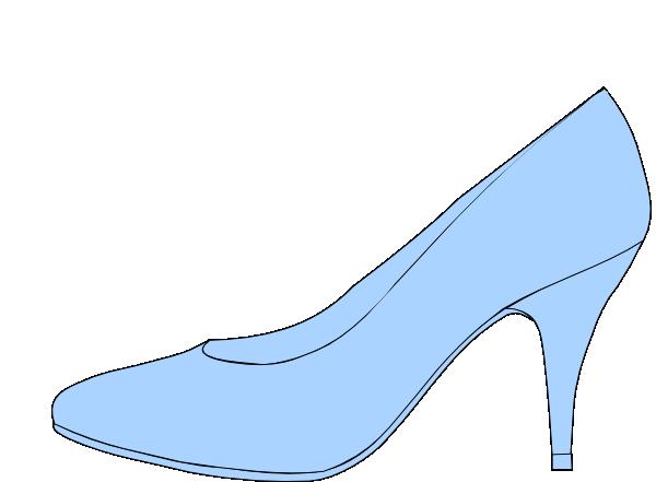 Shoe clipart blue Shoe shoe clipart clipart Blue