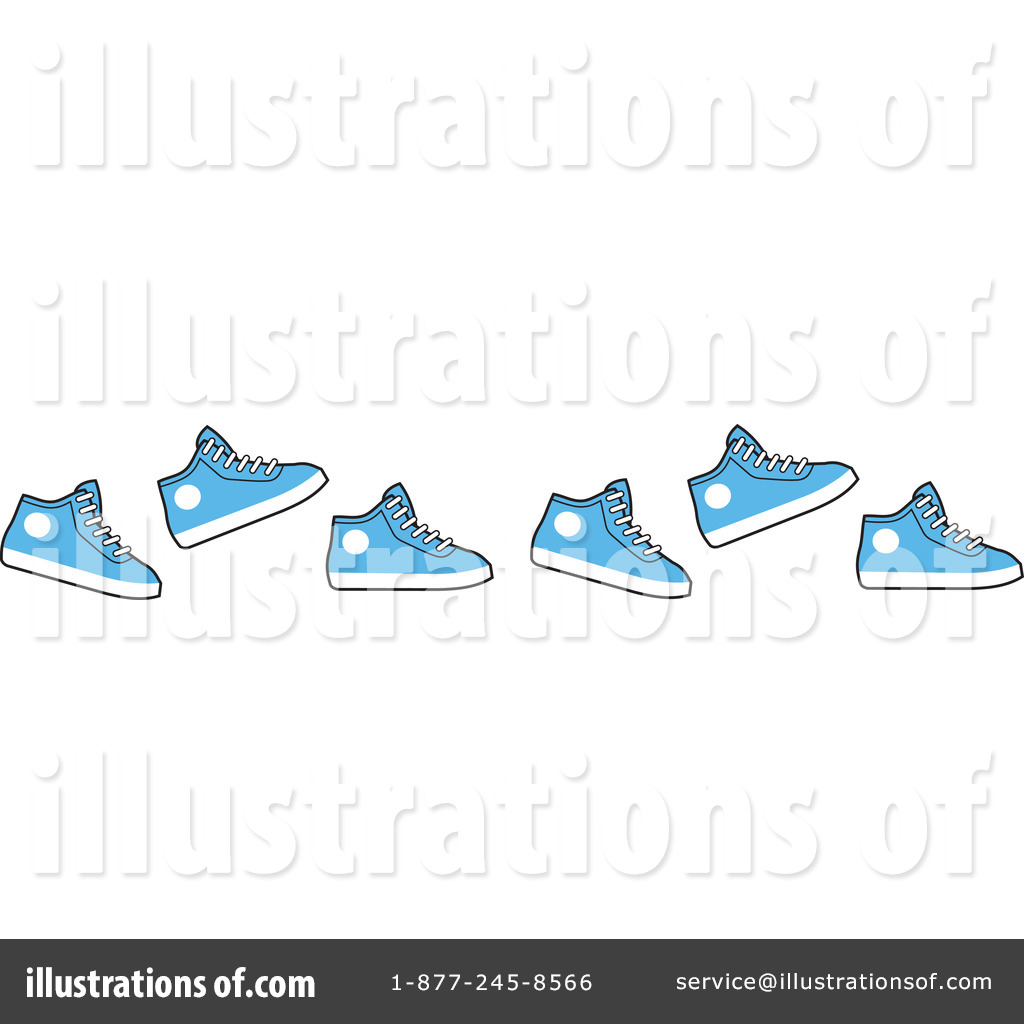 Shoe clipart border By (RF) Sneakers #227327 #227327