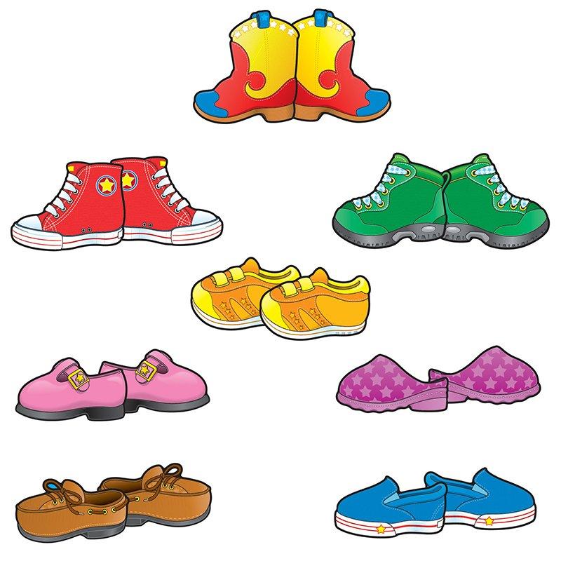 Shoe clipart carson dellosa #14