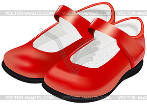 Shoe clipart child shoe #3